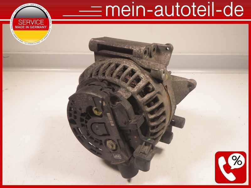 Mercedes S211 320 CDI Lichtmaschine 200A Generator 0131540002 Bosch 648961  01315