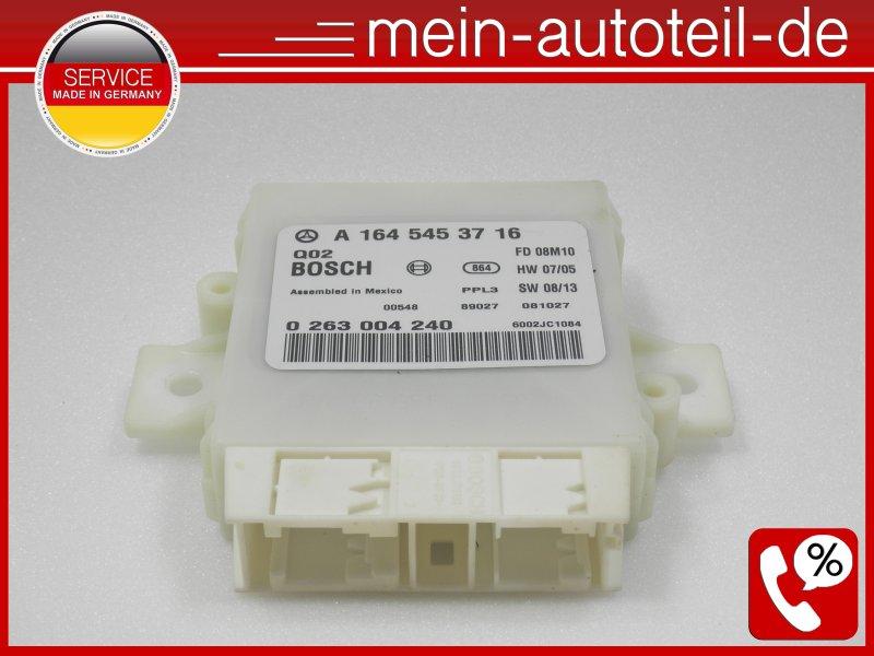 Mercedes W164 Parktronik PDC Steuergerät 1645453716 Bosch 0263004240